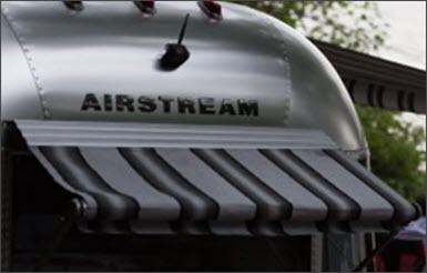 Airstream Window Awning